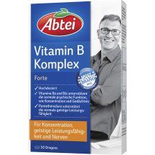 爱普泰 浓缩复合维生素B族 50粒Vitamin B Komplex Forte (50 Dragees)
