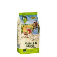 Mühlen Müsli Zart & Fein Bircher Art bio (500g)