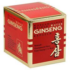 Roter Ginseng (100 Kapseln)