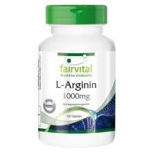 L-Arginin (100 Tabletten)