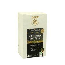 Bio Schwarztee Earl Grey (25x1,7g)