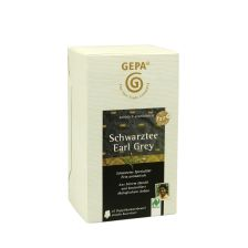 5 x Bio Schwarztee Earl Grey (5x25x1,7g)