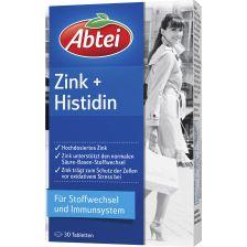 Zink   Histidin (30 Tabletten) 爱普泰锌 组氨酸片男士备孕优先改善免疫力30片