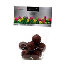 Truffes, Zartbitterschokolade mit Eierlikör bio (105g)