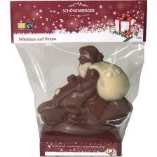Weihnachtsmann auf Vespa bio (140g)
