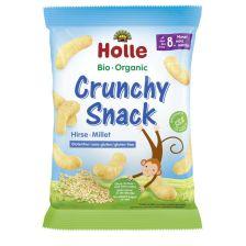 Bio Crunchy Snack Hirse (25g)