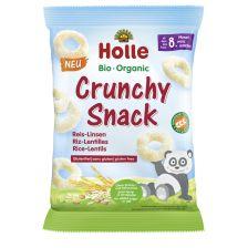 Bio Crunchy Snack Reis-Linsen (25g)