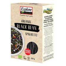 Spaghetti schwarze Bohnen bio (200g)