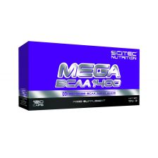 MEGA BCAA 1400 (120 Kapseln)