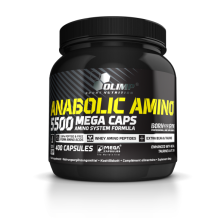 Anabolic Amino 5500 MC (400 caps)