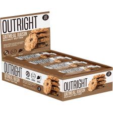 Outright Bar - 12x60g - Oatmeal Raisin Peanut Butter