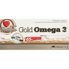 Gold Omega 3 65% (60 Kapseln)