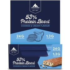 53% Protein Boost Bar - 20x45g - Cookies & Cream