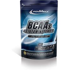 BCAAs + Glutamine Powder - 550g - Cola Limette