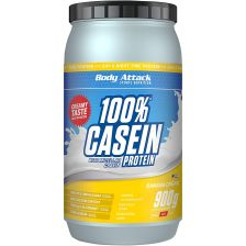 100% Casein Protein - 900g - Banana Cream
