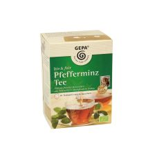 Bio Pfefferminz Tee (20x1,7g)
