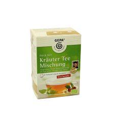 Bio Kräuter Tee Mischung (20x1,7g)