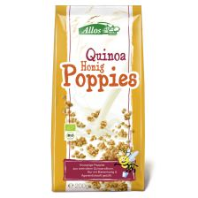 Quinoa-Honig-Poppies bio (200g)