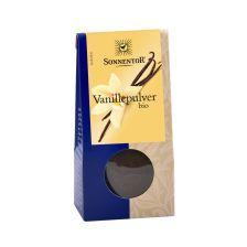 Vanillepulver bio (10g)