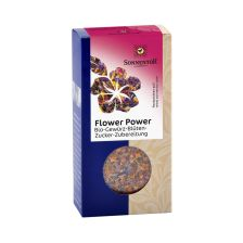 Flower Power Gewürz-Blüten Zubereitung bio (35g)