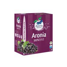 Aroniasaft 100% Direktsaft bio (3000ml)