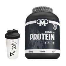Mammut Formel 90 Protein (3000g) + Vitafy Essentials Shaker (600ml)