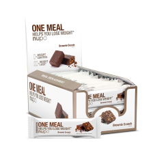 One Meal Bar - 24x60g - Brownie Crunch