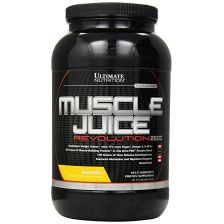 Muscle Juice Revolution 2600 - 2120g - Banana - MHD 31.12.2018