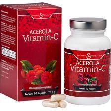 Acerola Vitamin C (90 Kapseln)