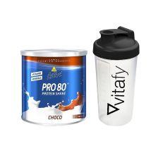 Active Pro 80 (750g) + GRATIS Vitafy Shaker (600ml)