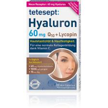 Hyaluron 60mg Q10 + Lycopin (30 Tabletten)