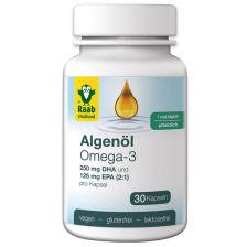 Algenöl Omega-3 (30 Kapseln)