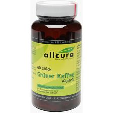 Grüner Kaffee 600mg (60 Kapseln)