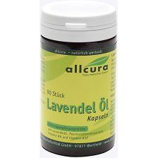 Lavendel Öl (90 Kapseln)