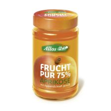 Frucht Pur 75% Aprikose (250g)