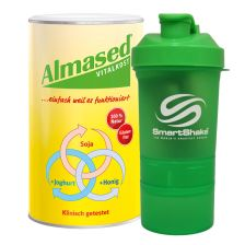 Almased Pulver + Smart Shaker (600ml)