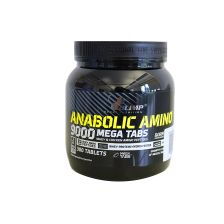 Anabolic Amino 9000  Mega Tabs (300 Kapseln)