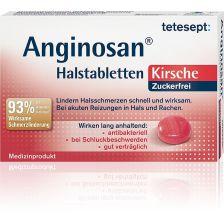 Anginosan Halstabletten Kirsche Zuckerfrei (20 Tabletten)