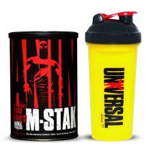 Animal M-Stak (250g) + Animal Shaker Yellow