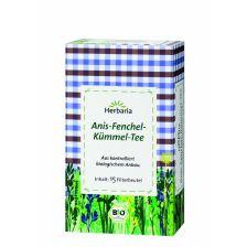 Anis-Fenchel-Kümmel-Tee bio (15 Beutel)