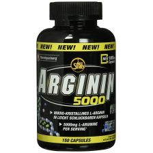 Arginin 5000 (150 caps)