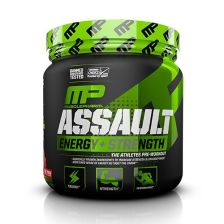 Assault Sport - 345g - Strawberry Ice - MHD 31.01.2019