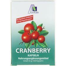 Cranberry 36mg Proanthocyane (100 Kapseln)
