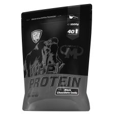 Black Whey - Black Chocolate Cookie (1000g)