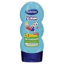 Kids Shampoo & Shower Sportsfreund (230ml)