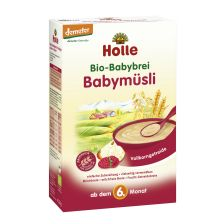 Bio-Babybrei Babymüsli, ab dem 6. Monat (250g)