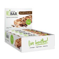 HEJ Bar - 12x60g - Chocolate & Almond