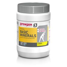 Fit & Well Basic Minerals - 400g - Citrus