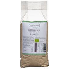 Bio Braunhirse - kalt vermahlen (1000g)
