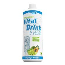 Essential VitalDrink Konzentrat - 1000ml - Papaya-Traube